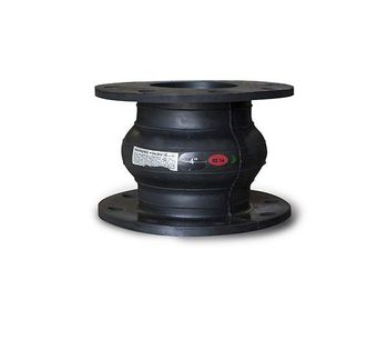 Molded Wide Arch Expansion Joint for Plastic/FRP Piping Systems-2