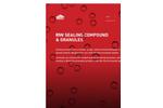 RIW - Trowel Grade Sodium Bentonite /Butyl-Rubber Brochure