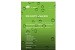 RIW - Model R 20 - Cavity Drain Brochure