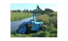 Amphi-King - Amphibious Dredger