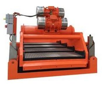 Model ZS11 Series - Drilling Mud Shale Shaker
