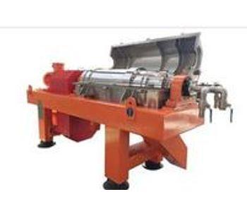 Model LW - Decanter Centrifuge