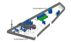 Arslan - Model 733 - Waste used oil recycling plant