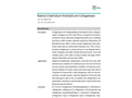 Creative Enzymes - Model DIGS-253 - Native Clostridium Histolyticum Collagenase Brochure