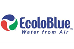 EcoloBlue - Model EB30 - 30 Liter/Day Home/Office Atmospheric Water Generator w/ Fixed Compressor