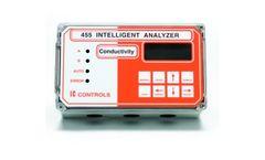 IC Controls - Model 455 - Conductivity Microprocessor Analyzer