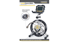minCam360 - Pipe Inspection Camera - Brochure