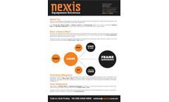 NEXP - Model 2330 - Push Rod Camera - Brochure