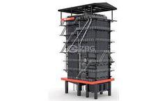 Model CFB - Power Plant Boiler