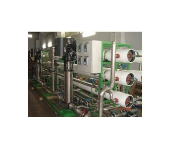 EKE - Wastewater Recycling System