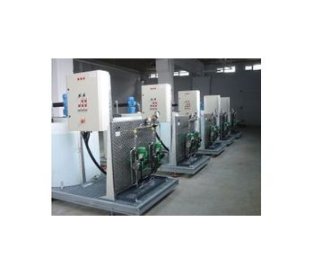 EKE - Cooling Water Chemical Dosing Systems