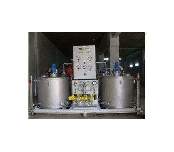 EKE - Boiler Feed Water Chemical Dosing Systems