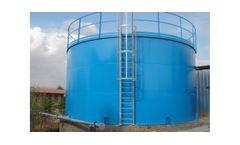 EKE - Product Water Storage Tanks