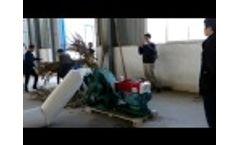 Diesel Hammer Mill/Diesel Wood & Feed Hammer Mill - Video