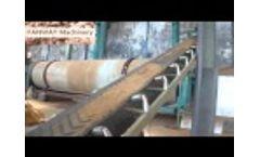 Rotary Drum Drying Machine/Wood Pellets Drying Machine - Video