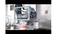 Biomass Pellets Packaging/Wood Pellets Packaging Machine - Video
