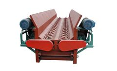 FANWAY - Wood Peeling Machine