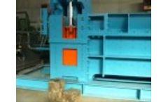 Packaging Press R.I.M.I. P 25-25 Video