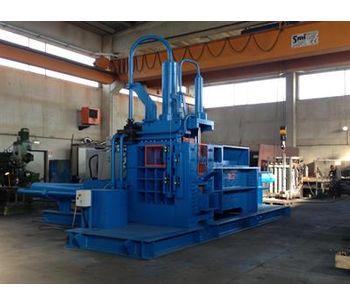R.I.M.I. - Model 30/30 - Hydraulic Baling Press