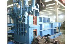 R.I.M.I. - Model 25/25 - Hydraulic Baling Press