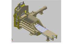 R.I.M.I - Model 40/40 - Hydraulic Baling Press