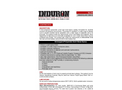 Armorguard - Semi-Gloss Epoxy Coating Coating Brochure