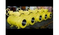 Zhejiang Valmax  Valve Manufacturing Company Video