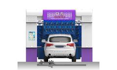 Model CC-650 - Tunnel Car Wash Machine