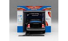 Model CC-670 - Tunnel Car Wash Machine