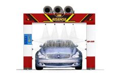 Model II (HP-220) - Touchless Car Wash Machine
