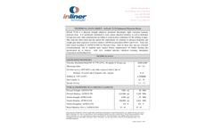 InTech - Model 72-20 - Enhanced Polyester Resin - Datasheet