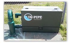 In-Pipe - Model IPT-AOP-16 - Advanced Oxidation Process System