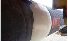 Aegion - Model HDPU - Mechanical Protection Infill External Pipe Coating