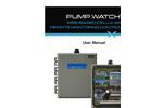 Pump Watch - Web-Based Cellular Remote Monitoring - Manual