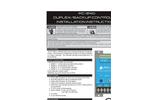 Model PC-240 - Duplex/Backup Controller - Brochure
