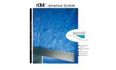 The INVENT iCBA Aeration System