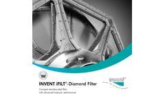 The INVENT iFILT-Diamond Filter