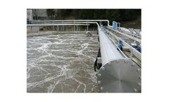 Invent E-Flex - Aerator System for Municipal and Industrial Treatment Plants