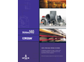 Xirtec 140 & Corzan Vinyl Process Piping Systems Brochure