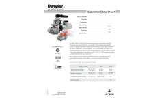 Duraplus ABS Submittal Data Sheet