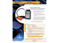 Portable Leak Detection Sensor - Information Bulletins