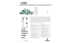 Enfield Submittal Data Sheet