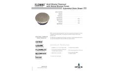 IPEX Floway™ - Polypropylene Floor Drains - Data Sheets
