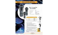 VA Air Release Valve - Information Bulletins