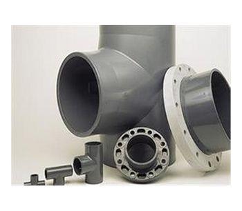 IPEX Corzan - Model 40 & 80 CPVC - Schedule PVC Pipes