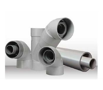 IPEX Drain-Guard™ - Double Containment Piping Systems
