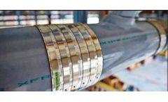 IPEX - Model MJ Grey - DWV Mechanical Couplings