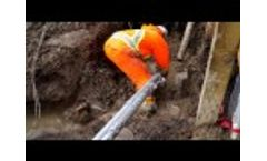 SceptaCon Trenchless Raceway Systems - Video