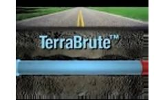 TerraBrute for HDD Applications - Video