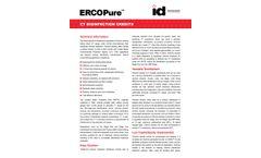 ERCOPure - CT Disinfection Credits - Datasheet